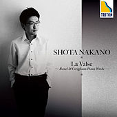 Ravel & Corigliano: LA VALSE - PIANO WORKS - by Shota Nakano