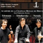 Académie de la Chapelle Royale de Dreux: Teleman, Néruda, Tchaïkovsky by Various Artists