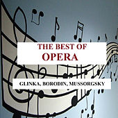 The Best of Opera - Glinka, Borodin, Mussorgsky by Hamburg Rundfunk-Sinfonieorchester