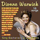Dionne Warwick Sing Bacharrach & David Hits by Dionne Warwick