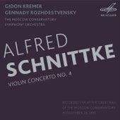 Schnittke: Violin Concerto No. 4 (Live) by Gidon Kremer