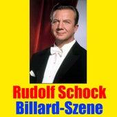 Billard-Szene by Rudolf Schock