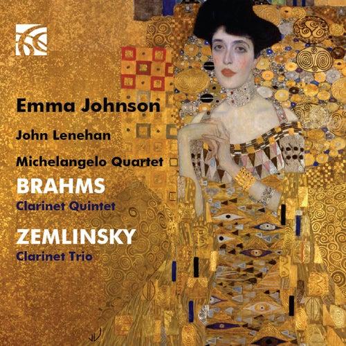 Brahms Clarinet Quintet & Zemlinsky Clarinet Trio by Emma Johnson