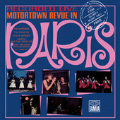 Recorded Live Motortown Revue In Paris by Various Artists