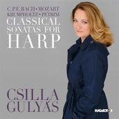 Classical Sonatas for Harp by Csilla Gulyás
