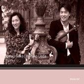 Brahms: Sonates pour violon by Sunao Goko and Haruko Ueda