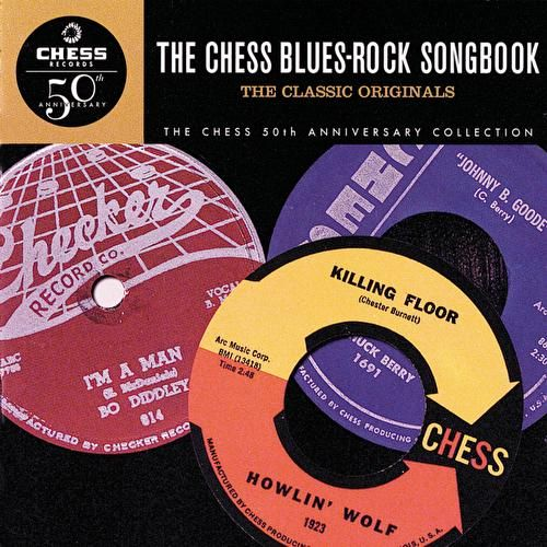 The Chess Blues-Rock Songbook by Various Artists