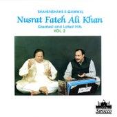 Shahenshah-E-Qawwal - Greatest and Latest Hits, Vol. 2 by Nusrat Fateh Ali Khan