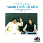 Shahenshah-E-Qawwal - Greatest and Latest Hits, Vol. 1 by Nusrat Fateh Ali Khan