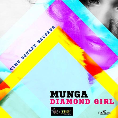 Diamond Girl - Single by Munga