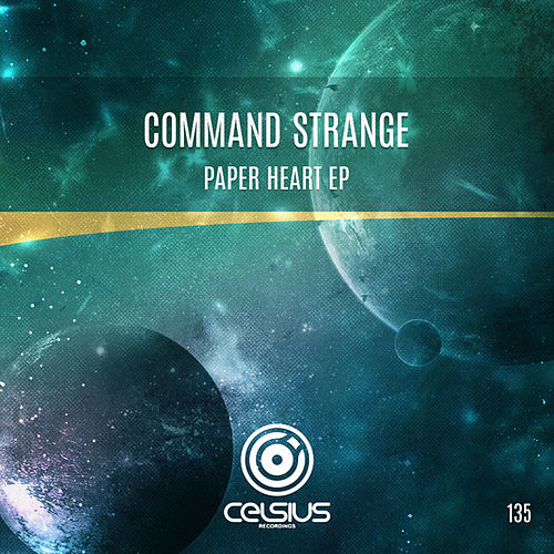 Paper Heart EP by Command Strange