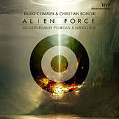 Alien Force EP by Radio Complex and Christian Bonori