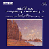 Piano Quartet / Piano Trio by Leon Boellmann