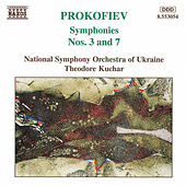 Symphonies Nos. 3 and 7 by Sergey Prokofiev