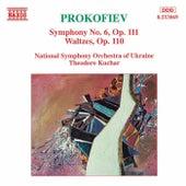 Symphony Op. 111 / Waltzes, Op. 110 by Sergey Prokofiev