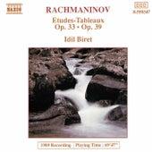 Etudes - Tableaux by Sergei Rachmaninov