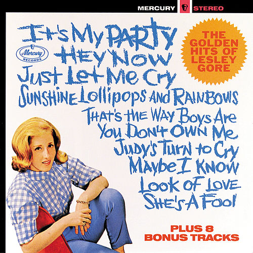 The Golden Hits Of Lesley Gore by Lesley Gore