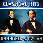 F. Schubert: Unfinished Symphony, F. Mendelssohn: Italian: Classical Hits. Unfinished & Italian by Orquesta Lírica Bellaterra