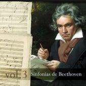 Sinfonias de Beethoven, Vol. 3 by Zagrebačka filharmonija