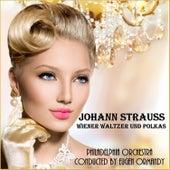 Johann Strauss II: Wiener Walzer und Polkas by Philadelphia Orchestra