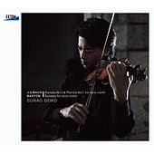 J.S.Bach: Sonata No. 1 & Partita No. 1 for Solo Violin, Bartok: Sonata for Solo Violin by Sunao Goko