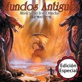 Mundos Antiguos: Música de los Druidas: Edición Especial by Llewellyn