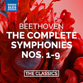 Beethoven: The Complete Symphonies Nos. 1-9 by Various Artists