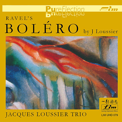 Ravel's Boléro by Jacques Loussier Trio
