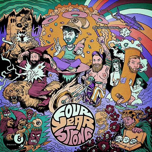 Four Year Strong von Four Year Strong