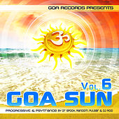 Goa Sun v.6 by Dr Spook & Random & Pulsar & DJ Acid by Various Artists