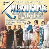 Zarzuelas - Mazurcas, valses y chotis by Orquesta Lírica de Madrid