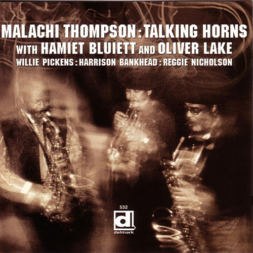 Talking Horns by Malachi Thompson