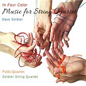 In Four Color: Music for String Quartet by Various Artists