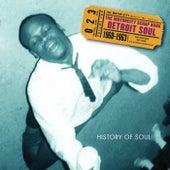 The Motorcity Scrap Book, Vol. 2: Detroit Soul 1960-1963 von Various Artists