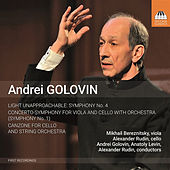 Andrei Golovin: Orchestral Music by Various Artists