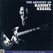 The Artistry Of Barney Kessel by Barney Kessel