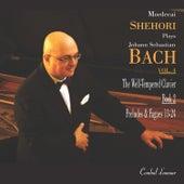 Mordecai Shehori Plays Johann Sebastian Bach, Vol. 4 by Mordecai Shehori