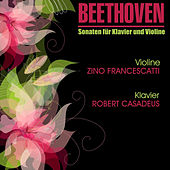 Beethoven: Sonaten für Klavier und Violine by Robert Casadesus