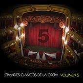 Grandes Clásicos de la Opera, Volumen 5 by Various Artists