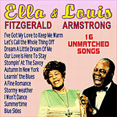 Ella Fitzgerald & Louis Armstrong - 15 Unmatched Songs by Ella Fitzgerald
