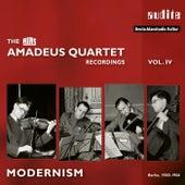 The RIAS Amadeus Quartet Recordings - Modernism by Amadeus Quartet