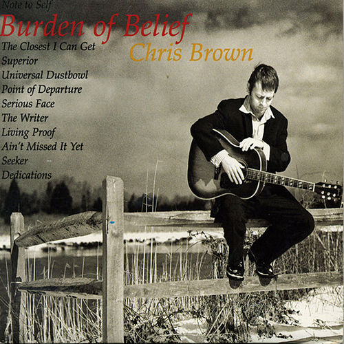 Burden of Belief by Chris Brown