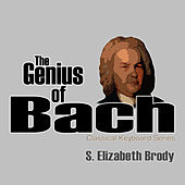 The Genius Of Mozart by Johann Sebastian Bach