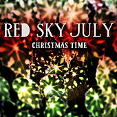 Christmas Time by Red Sky July