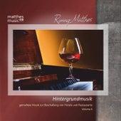 Hintergrundmusik - Gemafreie Musik zur Beschallung von Hotels & Restaurants, Vol. 4 by Ronny Matthes
