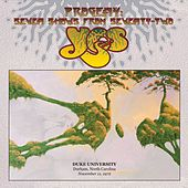 Live at Duke University, Durham, North Carolina, November 11, 1972 by Yes