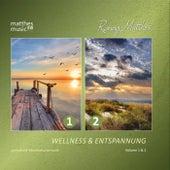 Wellness & Entspannung - Gemafreie Meditationsmusik, Doppelalbum Vol. 1 & 2 by Ronny Matthes