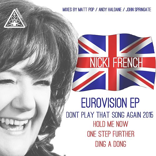 Eurovision EP by Nicki French