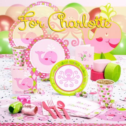 For Charlotte by Crimson Ensemble