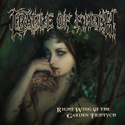 Right Wing of the Garden Triptych by Cradle of Filth